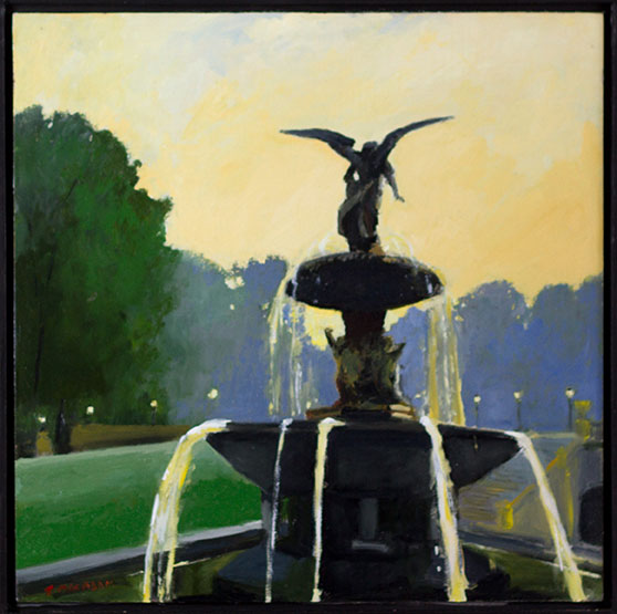 Bethesda-Fountain-18x18-inches