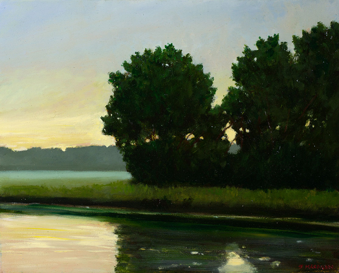 Housatonic-River-16x20-inches