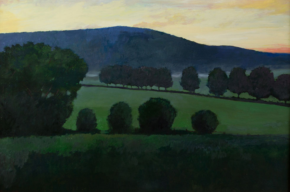 North-Conway-Twilight-24x36inches