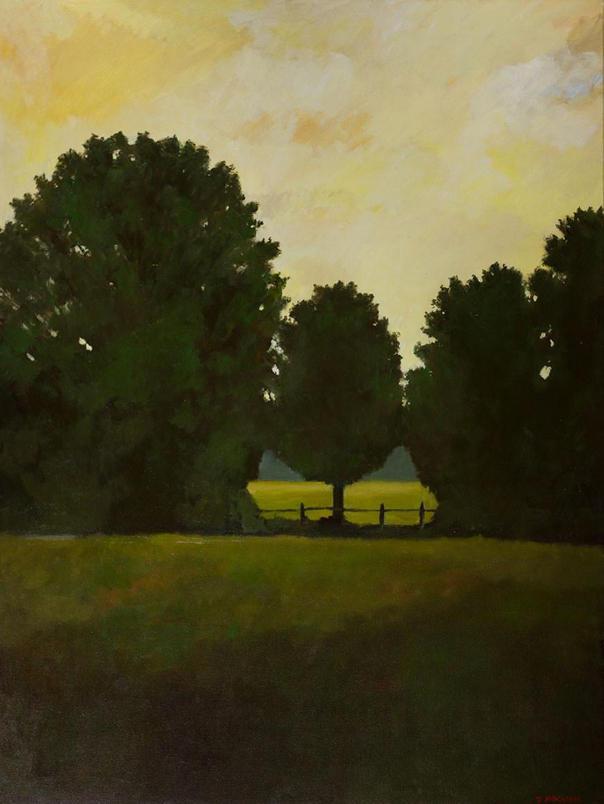landscape-in-ochre-and-green-36-x48-inches